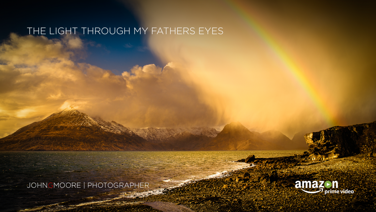 THE LIGHT THROUGH MY FATHER'S EYES